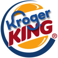 Kroger Burger King time warp